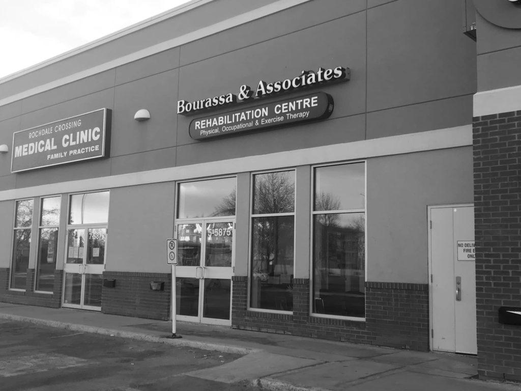 Regina   Bourassa & Associates Rehabilitation Centre
