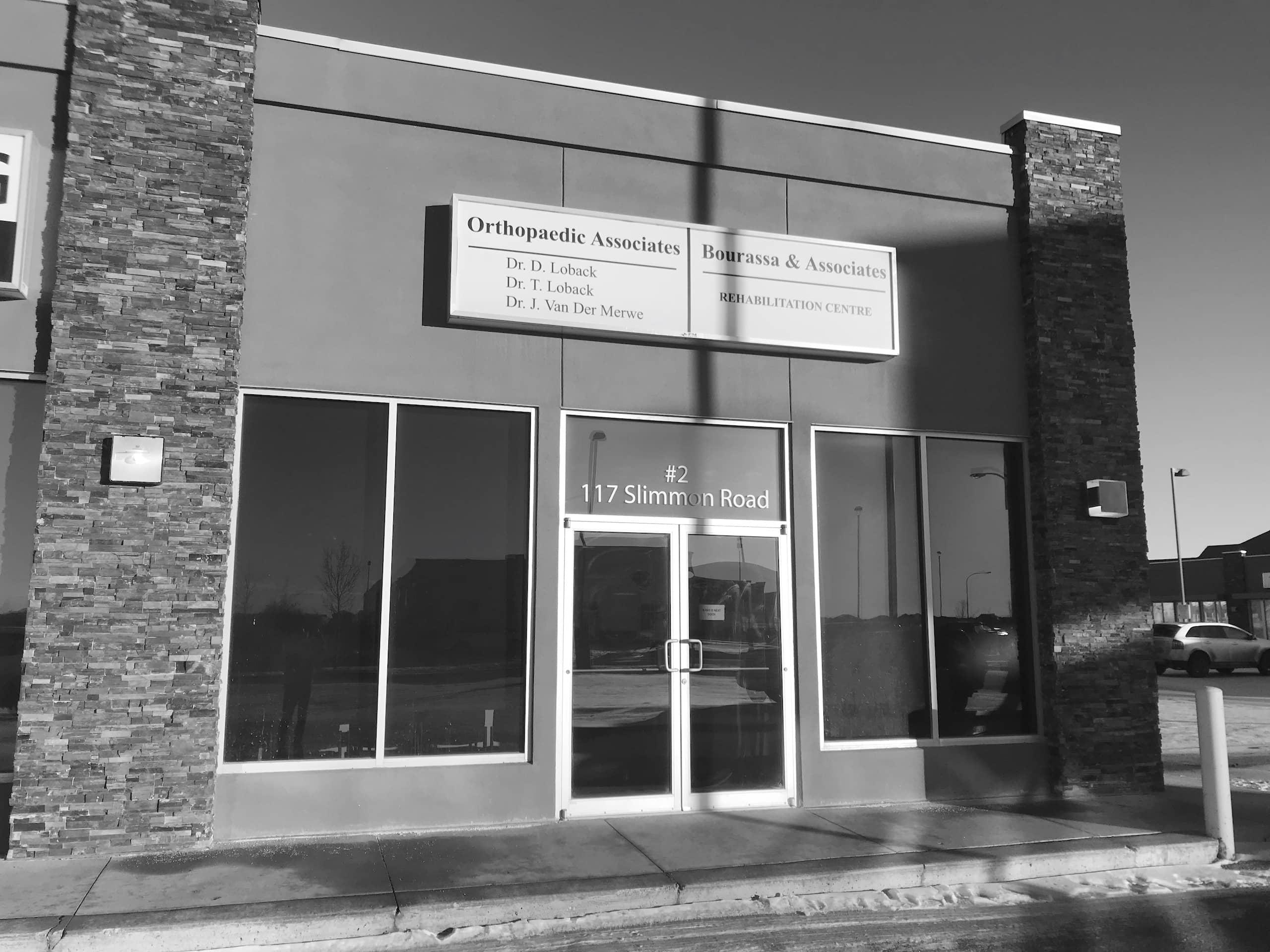Saskatoon East | Bourassa & Associates Rehabilitation Centre