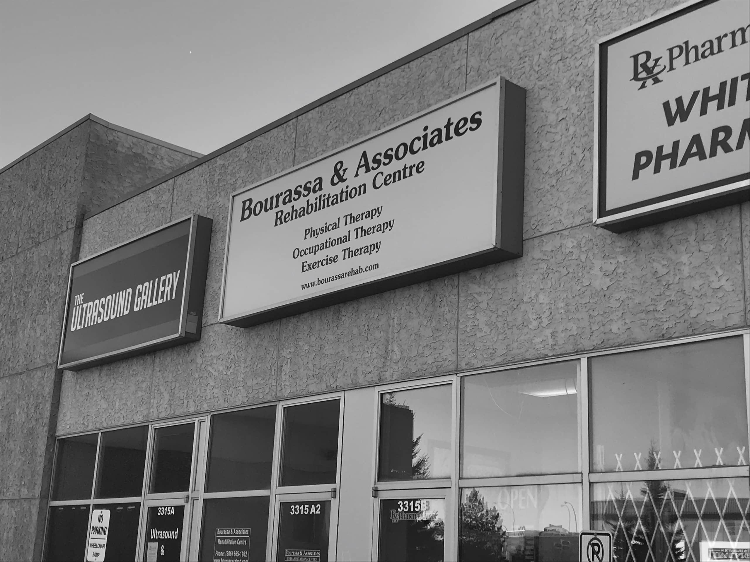 Saskatoon West | Bourassa & Associates Rehabilitation Centre