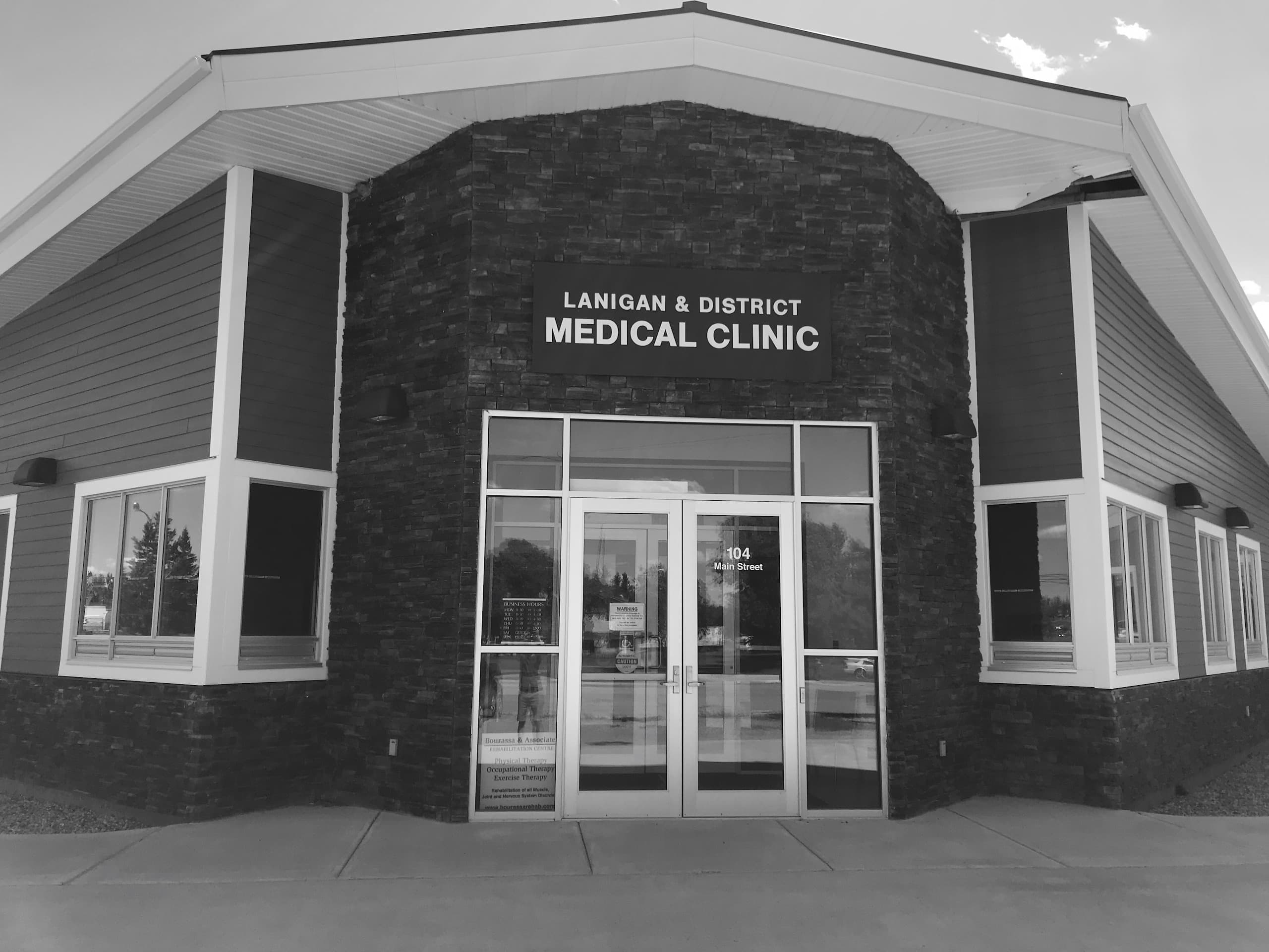 Bourassa & Associates Rehabilitation Centre Lanigan Saskatchewan